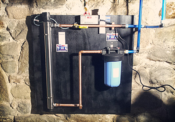 Watertech Ultraviolet System