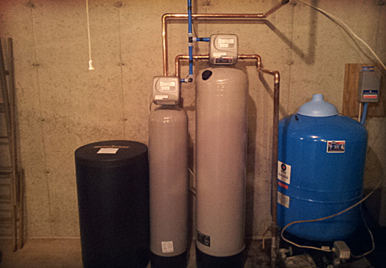 Watertech Whole House Water Treatment